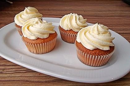 Limonaden-Cupcakes mit Schmandcreme 2