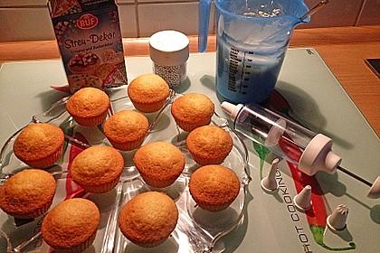 Limonaden-Cupcakes mit Schmandcreme 3
