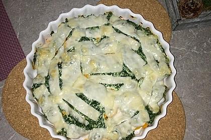 Spinat-Süßkartoffel-Auflauf mit Ziegenkäse 31