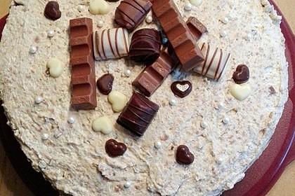 Kinderschokolade-Torte 13