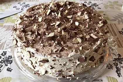 Kinderschokolade-Torte 34