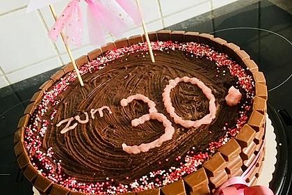 Kinderschokolade-Torte 3