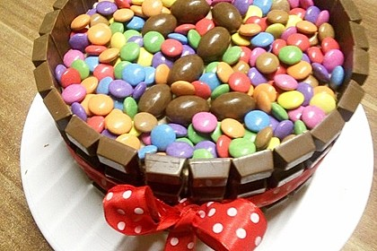 Kinderschokolade-Torte 6