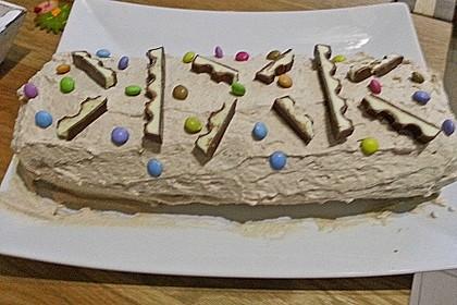 Kinderschokolade-Torte 45