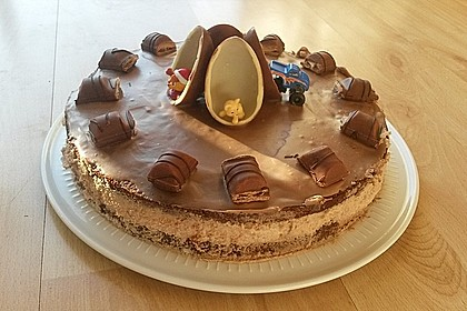 Kinderschokolade-Torte 10
