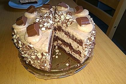 Kinderschokolade-Torte 16