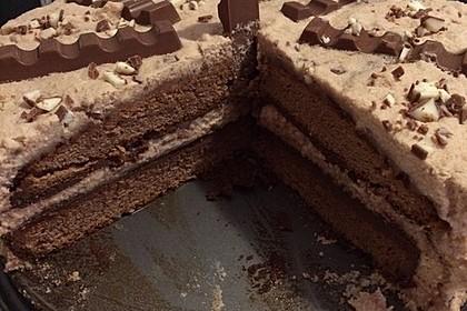 Kinderschokolade-Torte 22