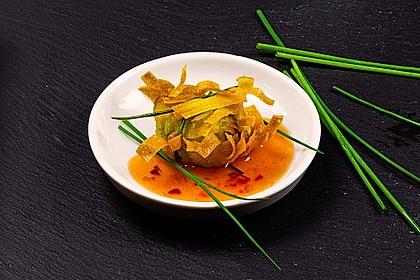 frittierte wan tan rezept mit bild von tunis87. Black Bedroom Furniture Sets. Home Design Ideas