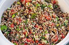 Quinoa-Taboulé