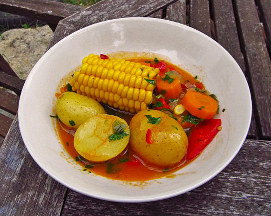 Maiskolben in aromatischem sommergem se von kafkas koch for Koch gerichte