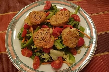 Schnelle Falafel aus Kichererbsenmehl 13