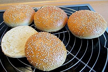 Der perfekte Burger Bun 3