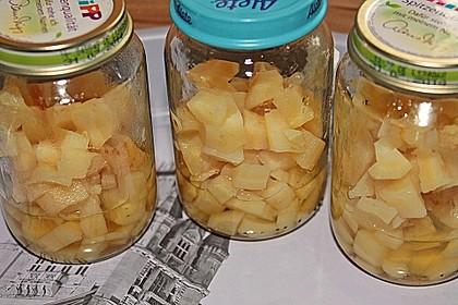 Pastinaken-Kartoffel-Rindfleischbrei 1