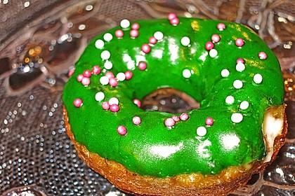 Cronuts mit Vanillefüllung 5