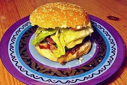 Dirtys BBQ-Bacon Royal TS Burger 9
