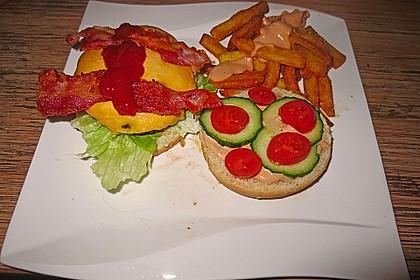 Dirtys BBQ-Bacon Royal TS Burger 7