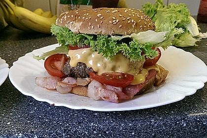Dirtys BBQ-Bacon Royal TS Burger 1
