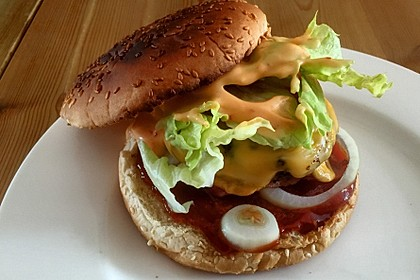 Dirtys BBQ-Bacon Royal TS Burger 2