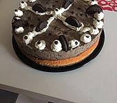 Oreo-Buttercreme Torte