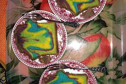 Regenbogen-Kuchen 4