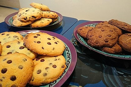 Cranberry White Chocolate Cookies 21