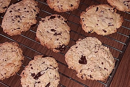 Cranberry White Chocolate Cookies 49