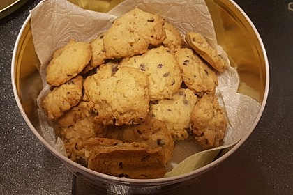 Cranberry White Chocolate Cookies 48
