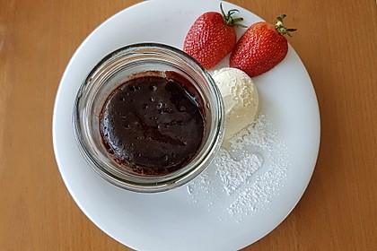 3 Minuten Nutella Mugcake 1
