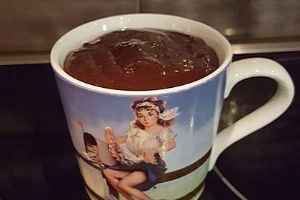 3 Minuten Nutella Mugcake 18