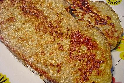 Gebratenes Brot 1