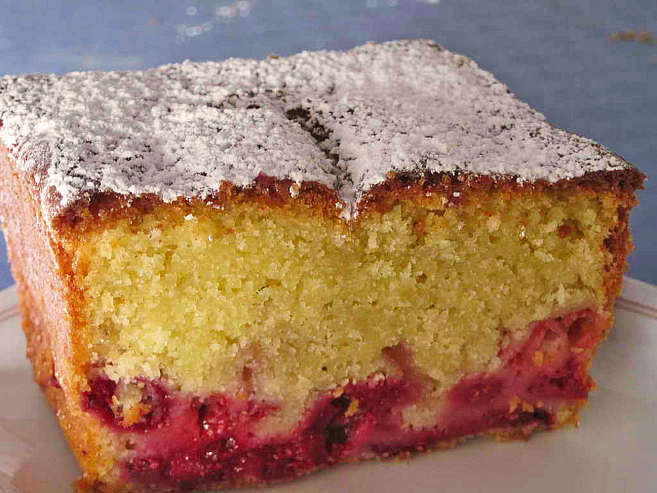 Himbeer joghurt kuchen von juulee for Kuchen mit bild
