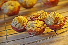 Mini-Muffins (herzhaft)