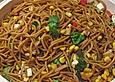 Spaghettisalat nach Asia-Art