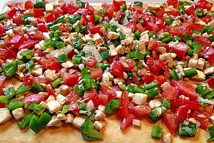 Bruschetta Pizza 3
