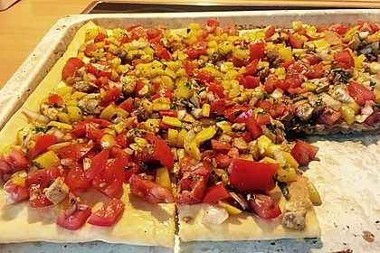 Bruschetta Pizza 5