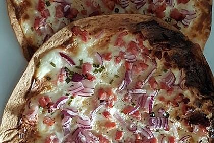 Flammkuchen mit Tortilla-Wrap 50