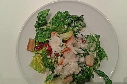 Caesar Salad aus New Orleans