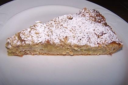 Rhabarberkuchen mit Streuseln 1