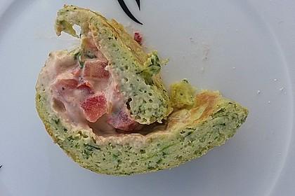 Pikante Zucchinirolle 25