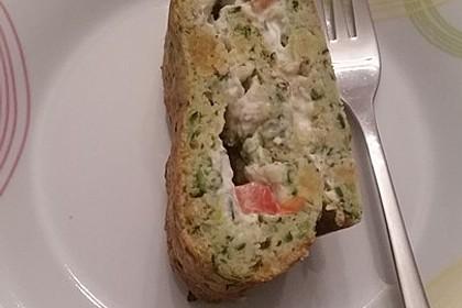 Pikante Zucchinirolle 15