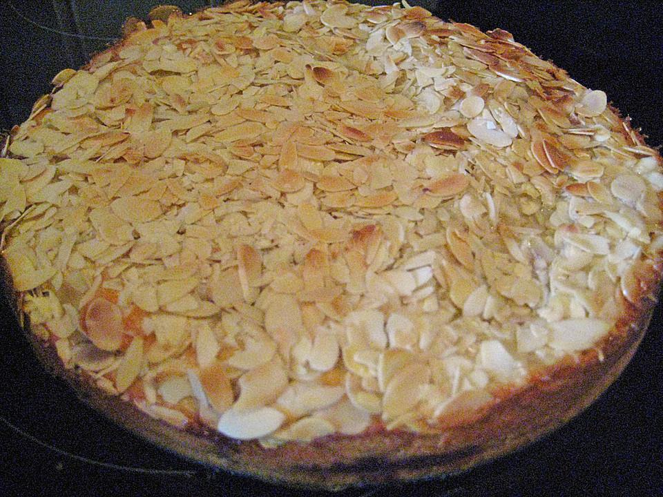 Rezept kirsch mandel kuchen
