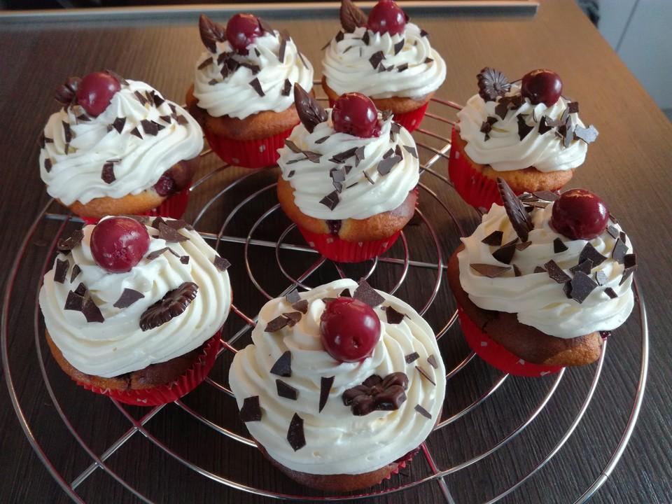 schneewittchen cupcakes rezept mit bild von sienah77. Black Bedroom Furniture Sets. Home Design Ideas
