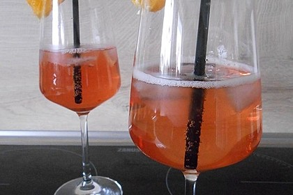 Cocktail 'Sophia' mit Gin