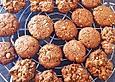 Schoko-Philadelphia Nusscookies