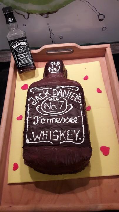 Kuchen Jack Daniels