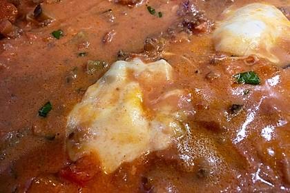 Hackfleischpfanne mit Tomaten und Gemüse 34
