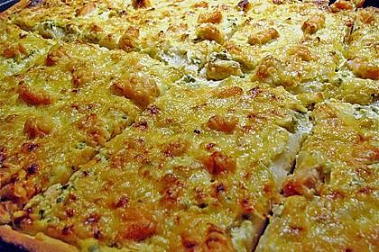 Lachs - Pizza 3