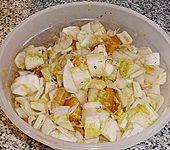 Chicoree - Salat mit Orangen (Bild)