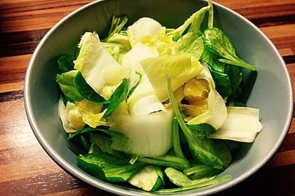 Chicoree - Salat mit Orangen 17