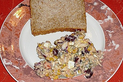 Thunfisch - Sandwich 4
